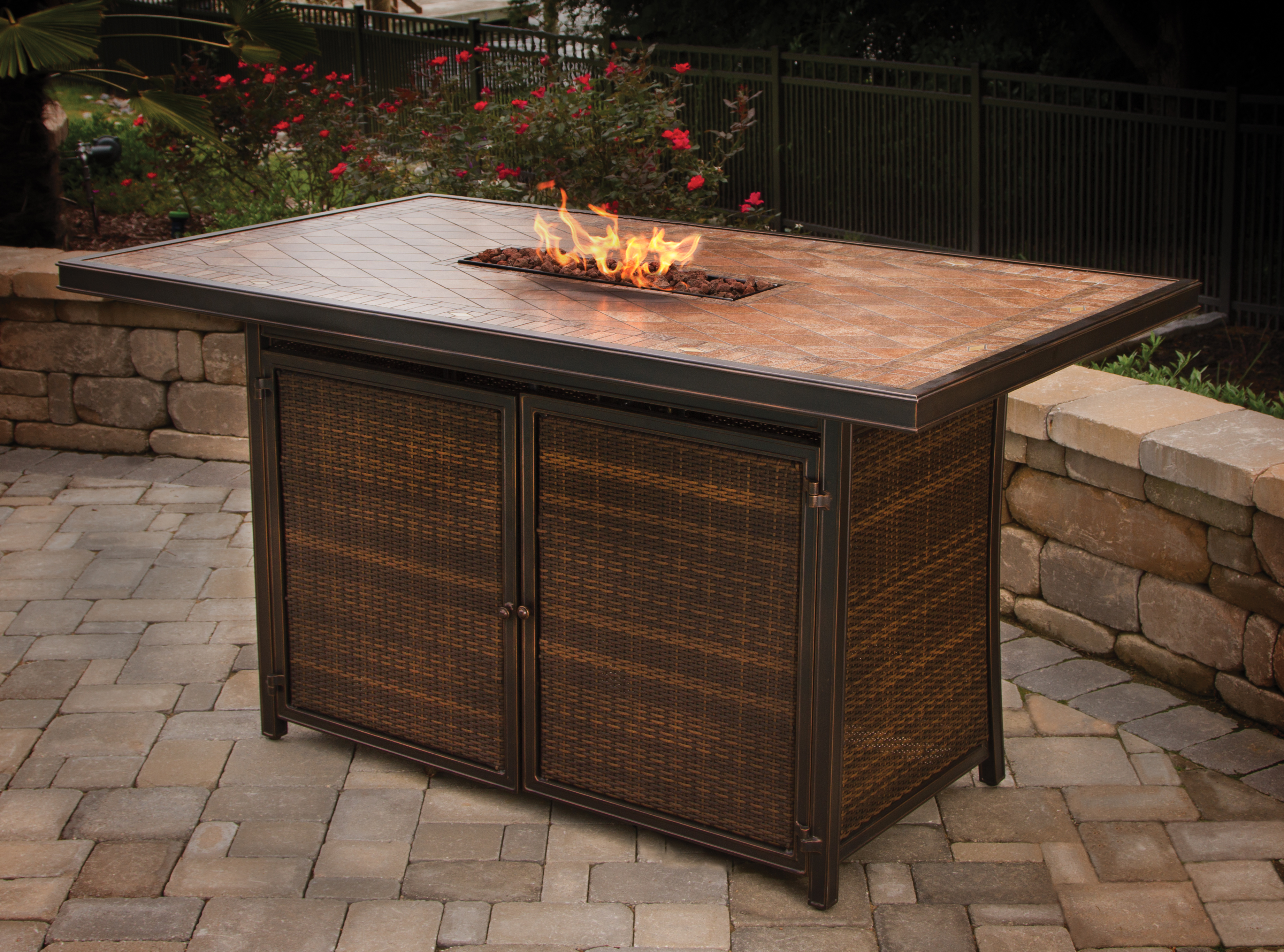 Fire Tables Amp Furniture The Hot Tub Factory