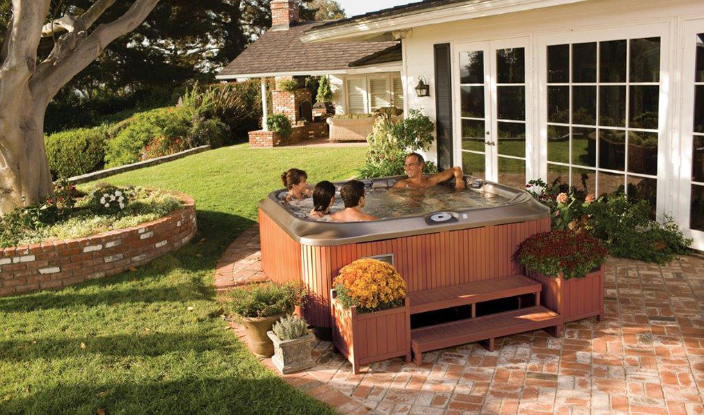Hot tubs spas in long island ny the hot tub factory for Dimension one spas