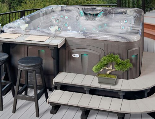 Ways a Hot Tub Improves Your Life