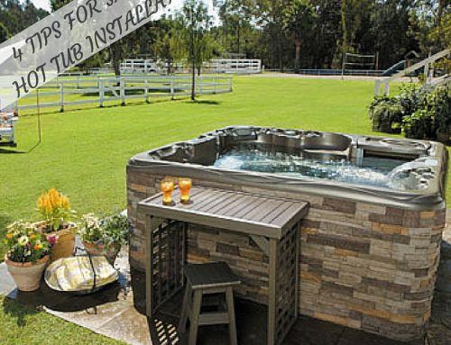 4 Tips For a Smooth Hot Tub Installation This Summer