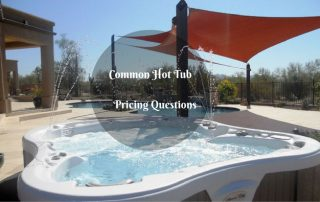 Common-Hot-Tub-Pricing-Questions