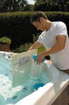 Jacuzzi Clearray Water Purification System
