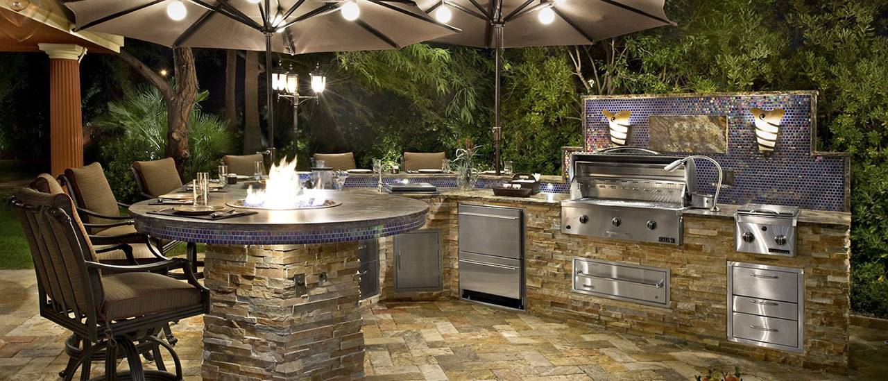 Outdoor Kitchens on Long Island