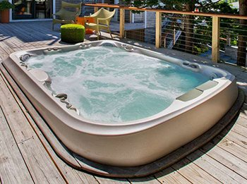 Hot Tub Rentals on Long Island